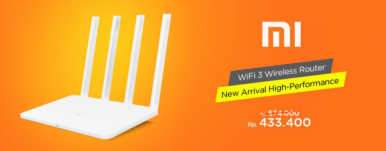 Xiaomi 3 WiFi Router