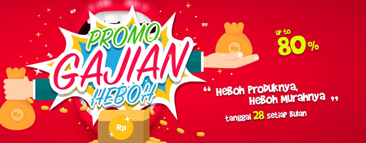 Visit Promo Gajian Heboh