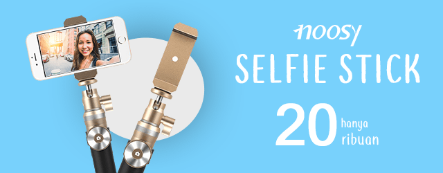 Noosy Selfie Stick
