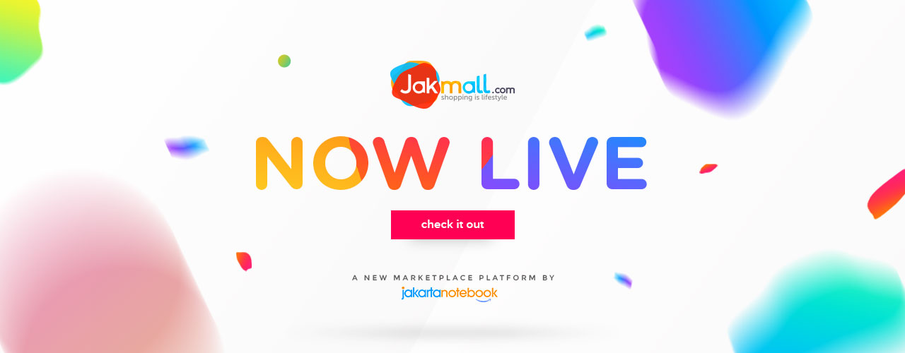 Jakmall Launching