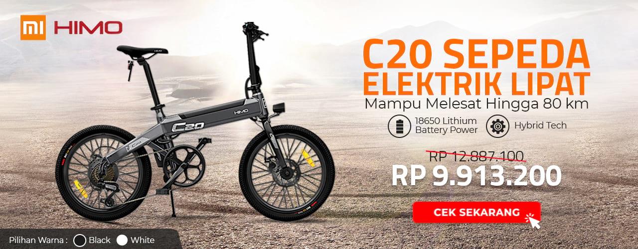 Sepeda Xiaomi Himo C20