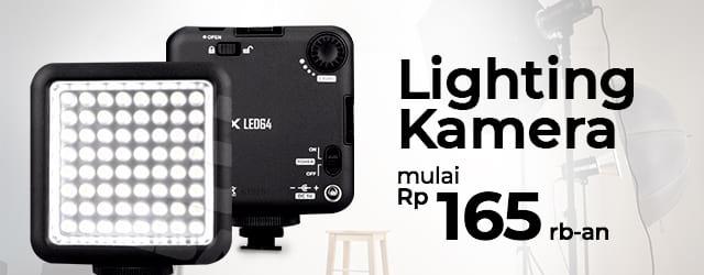Lighting Kamera