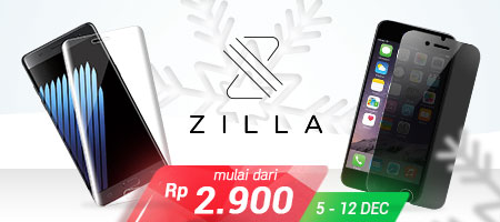Zilla Tempered Glass