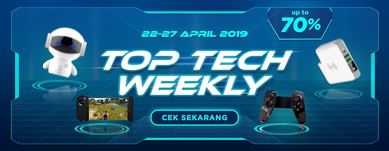 Top Tech Weekly