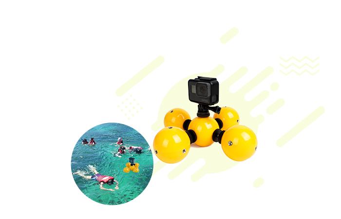 Floating Ball Camera
