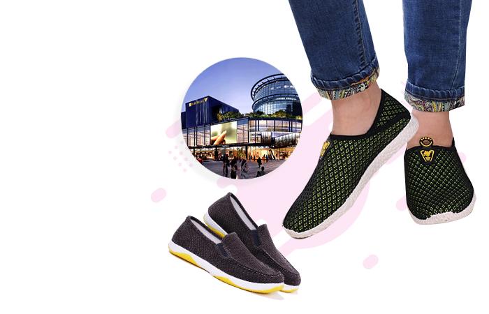 Sepatu Flannel