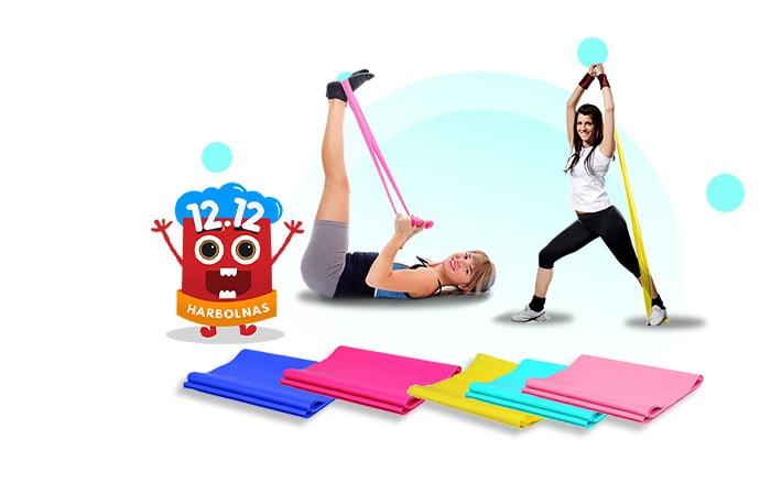 Rubber Stretch Pilates