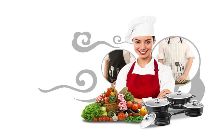 Celemek Dapur
