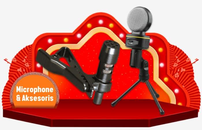 Microphone & Aksesoris
