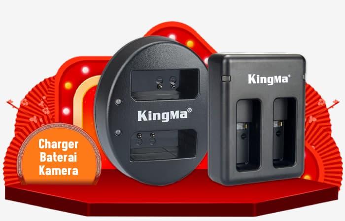 Charger Baterai Kamera