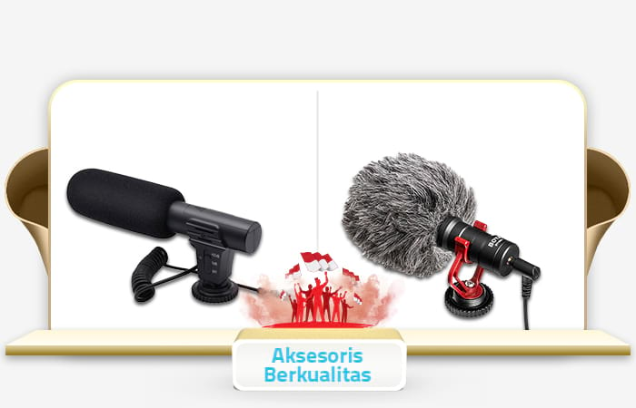 Microphone Murah