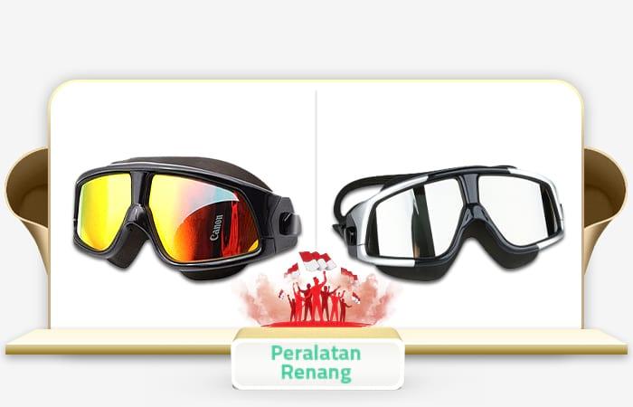 Kacamata Renang Anti Embun