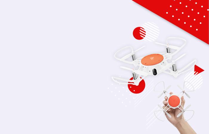 Xiaomi MITU Mini RC Quadcopter Drone HD Camera 720P