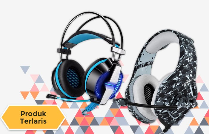 Headset Gaming Murah