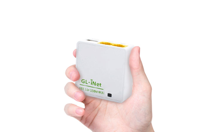 GL.iNet Mini Smart Router