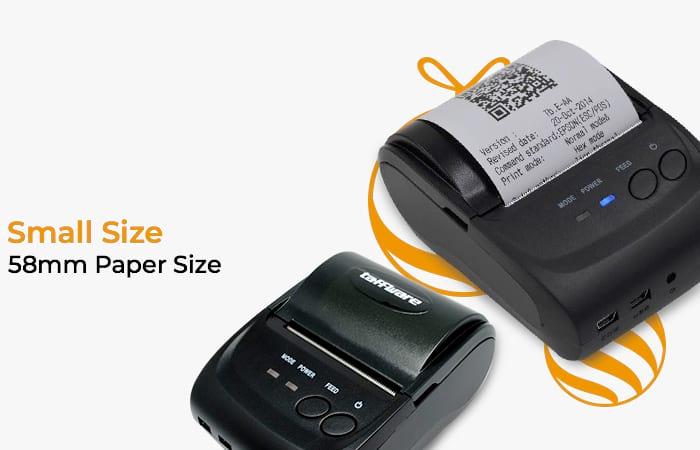 Zjiang Printer Resep Thermal Bluetooth