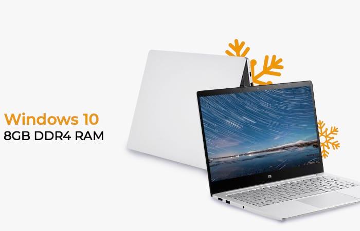 Xiaomi Mi Notebook Air 13.3 Inch Windows 10