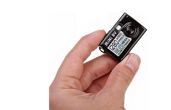 Taff 5MP Smallest Mini DV Camera
