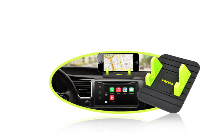 Remax Super Flexible Car Holder