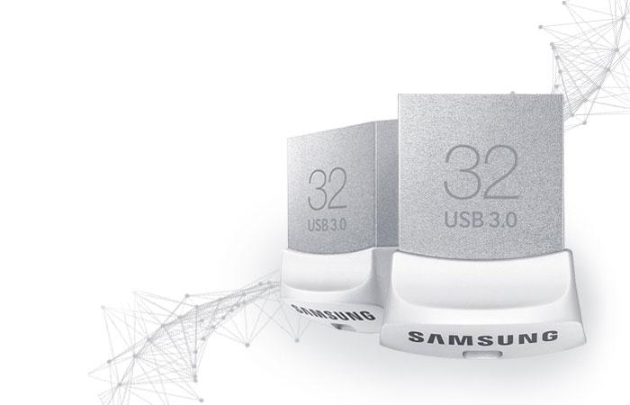 Samsung USB 3.0 Flash Drive Fit