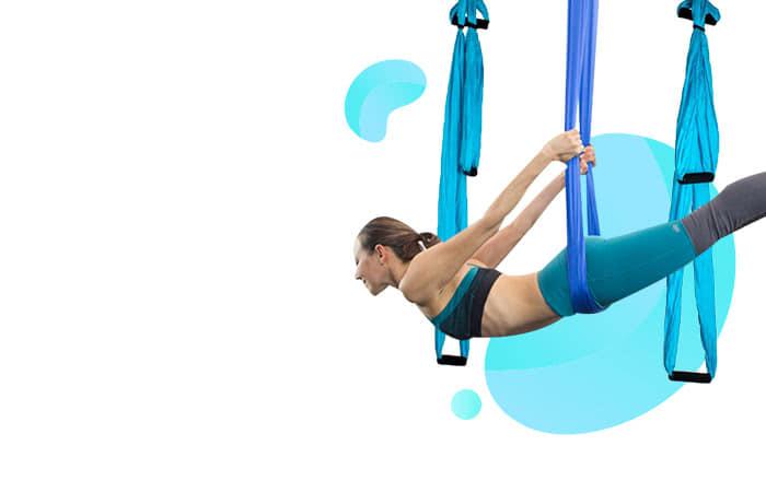 Anti Gravity Swing Yoga Hammock 5M