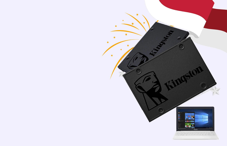 KINGSTON A400 SSD SATA3 6Gb/s 240GB