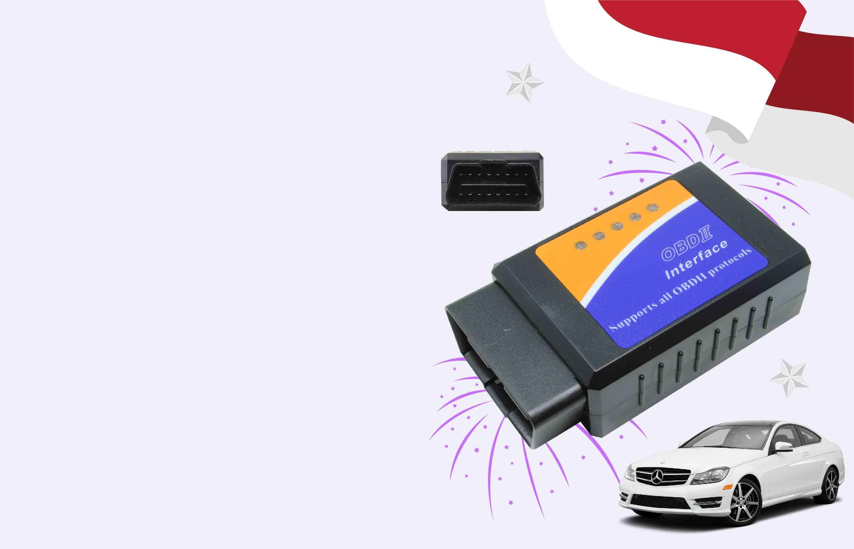 Car Diagnostic ELM327 Bluetooth OBD2 V1.5