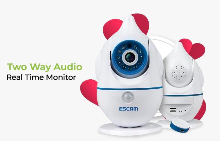 CCTV ESCAM Penguin QF521
