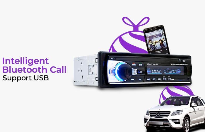 Tape Audio Mobil Multifungsi Bluetooth