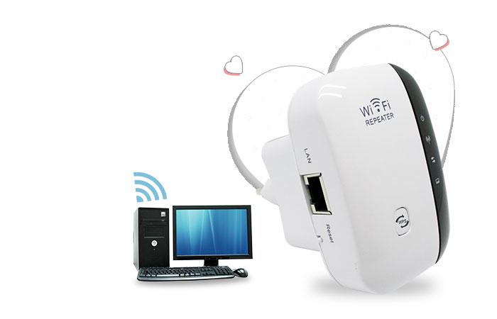 KexTech Wireless-N WiFi Repeater