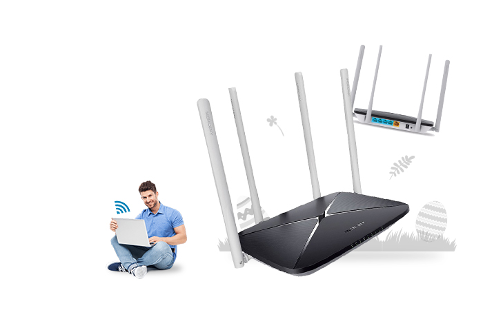 WiFi Router 1200Mbps