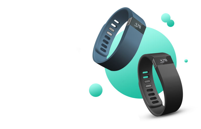 Fitbit Tracking Wristband