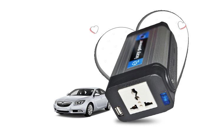 IZZY POWER DC to AC Car Inverter