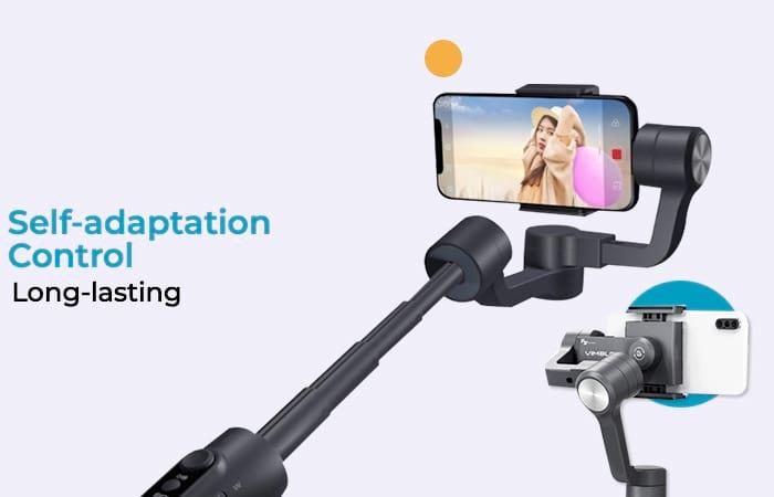 Feiyu Tech Vimble 2 Smartphone Gimbal & Pole