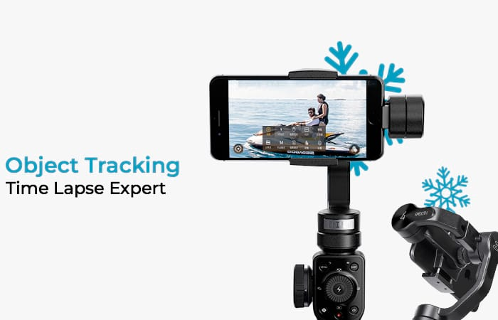 Zhiyun Tech Smooth 4 3-Axis Gimbal Stabilizer for Smartphone