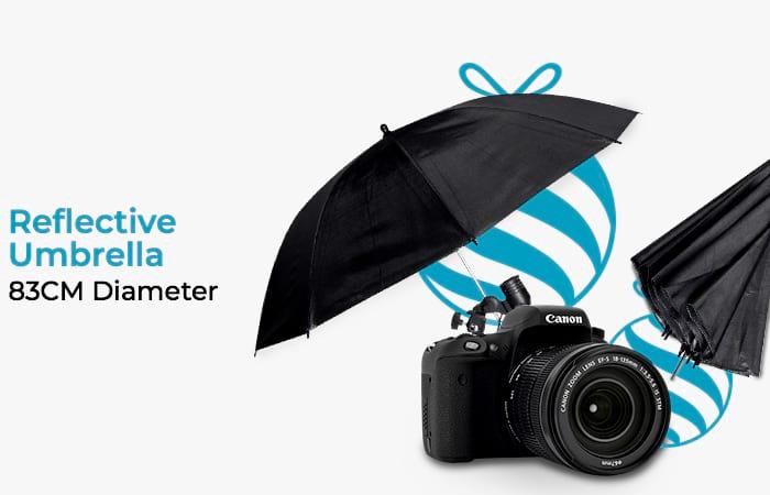 Payung Studio Reflective Photography