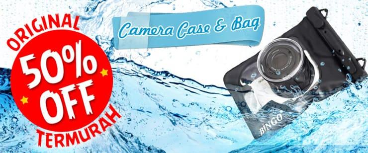 Tas Kamera & Underwater Kamera
