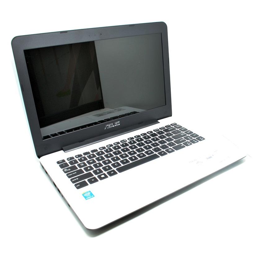 Asus X455la Wx401d Wx404d Wx405d Intel I3 4005u 2gb 500gb 14 Inch Dos White Jakartanotebook Com