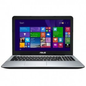 ASUS A555LF-XX120D Intel i5-5200U / 4GB / 500GB / Nvidia GeForce GT930M / 15.6 Inch DOS - Black - 1