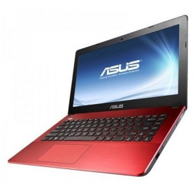 Asus A455LF-WX051D WX050D Intel i3-4005U Nvidia GeForce GT930M 2GB 500GB 14 Inch DOS - Red - 2