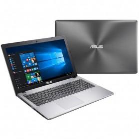 ASUS X550ZE-XX111D AMD Quad Core FX-7500P AMD Radeon R7 + R5 M230 4GB 500GB 15.6 Inch DOS - Gray - 1