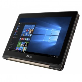 Asus VivoBook Flip TP201SA-FV0027D FV0028D N3710 4GB 500GB 11.6 Inch DOS - Golden - 3
