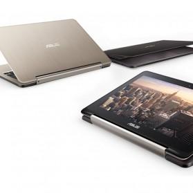 Asus VivoBook Flip TP201SA-FV0027D FV0028D N3710 4GB 500GB 11.6 Inch DOS - Golden - 7