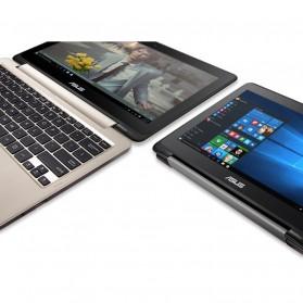 Asus VivoBook Flip TP201SA-FV0027D FV0028D N3710 4GB 500GB 11.6 Inch DOS - Golden - 9