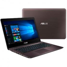 Asus A456UR-WX057D WX058D Intel i5-6198DU Nvidia GeForce GT930M 4GB 1TB 14 Inch DOS - Brown