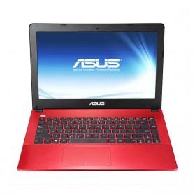 Asus A455LA-WX378D i3-4005U/4GB DDR3/500GB/DOS - Red
