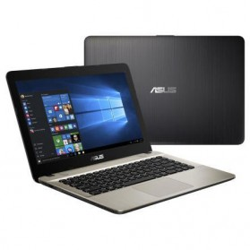 Asus X441SA-BX001T Intel N3060 2GB 500GB 14 Inch Windows 10 - Black
