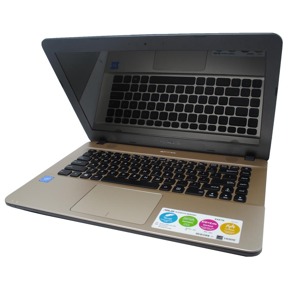 Asus X441n Intel N3350 2gb 500gb 14 Inch Endless Os Black