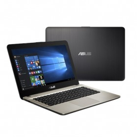 Asus X441NA-BX401 Intel N3350 4GB 500GB 14 Inch Endless OS - Black
