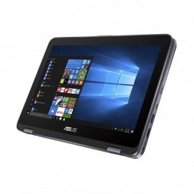 Asus VivoBook Flip 12 TP203N N4200 4GB 500GB 11.6 Inch Windows 10 - Black